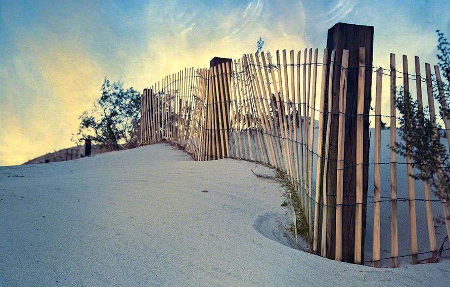 desert landscape art photograph