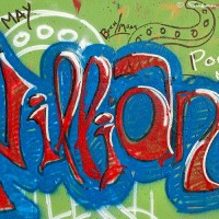 williams graffiti art photograph