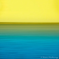 coastal waters abstract photo of sarasota bay