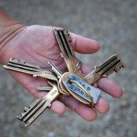 prison gas chamber keys