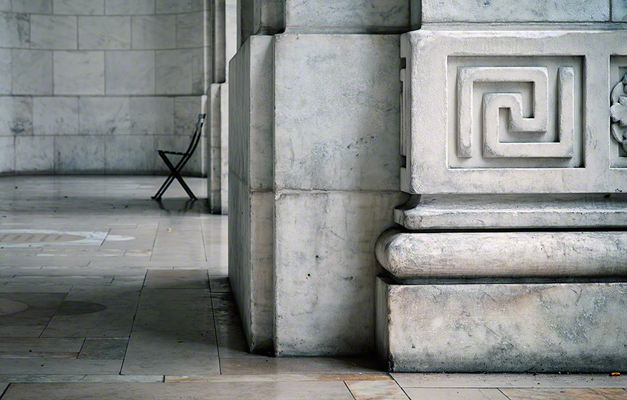 NYC architectural art print photograph