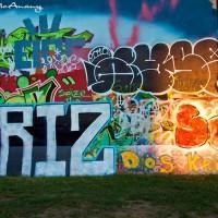 graffiti in St Louis