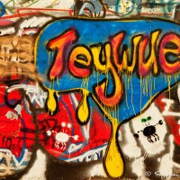 graffiti art photograph