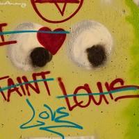 graffiti drawing photo print