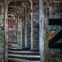 graffiti underground photo art