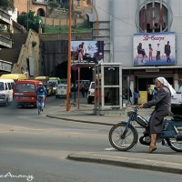 Madagascar street scene