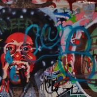 jimi hendrix graffiti drawing
