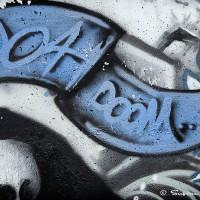 doa graffiti drawing art print
