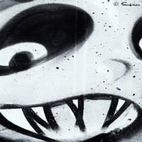 graffiti drawing art print