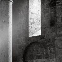 Abbey Sant Antimo, Tuscany Italy